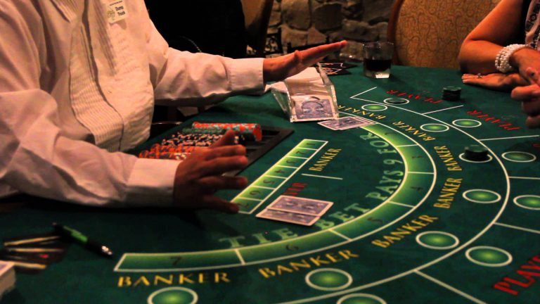 What is Baccarat Online?