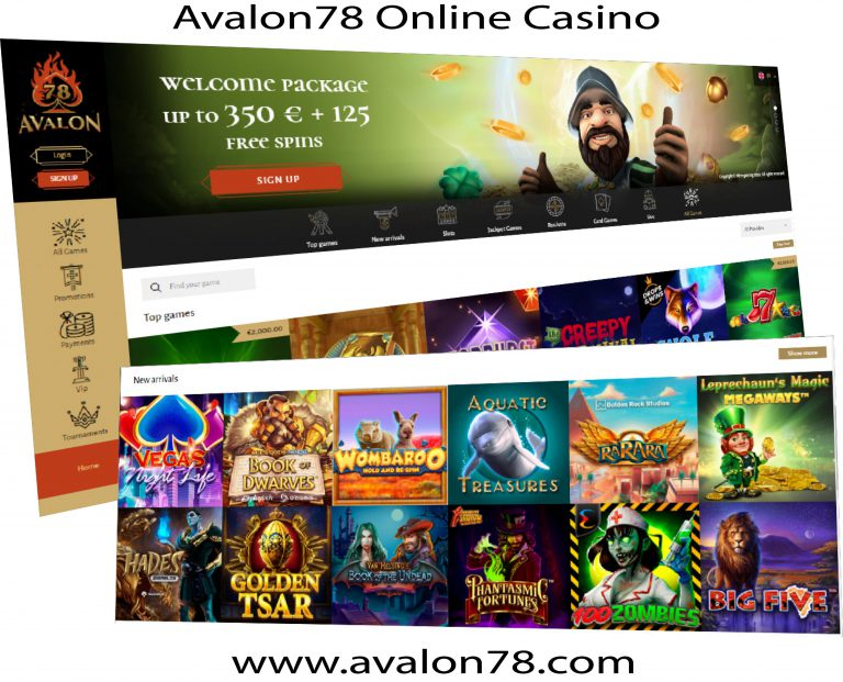 Discovering the Greatest Casino Games at Avalon78